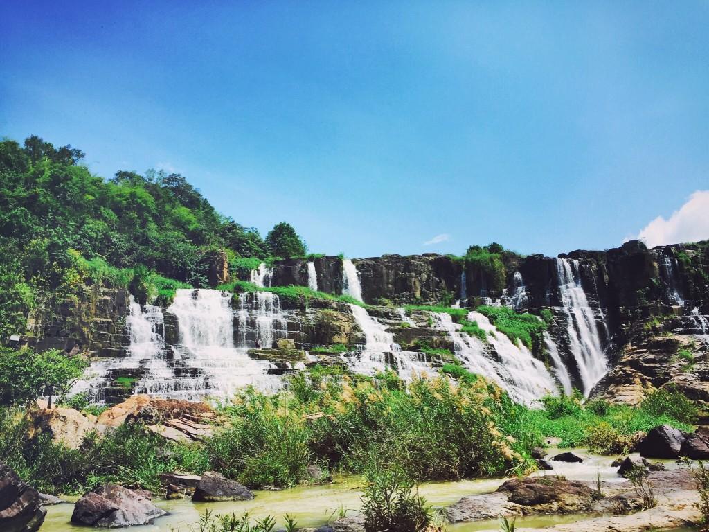 pangour waterfall